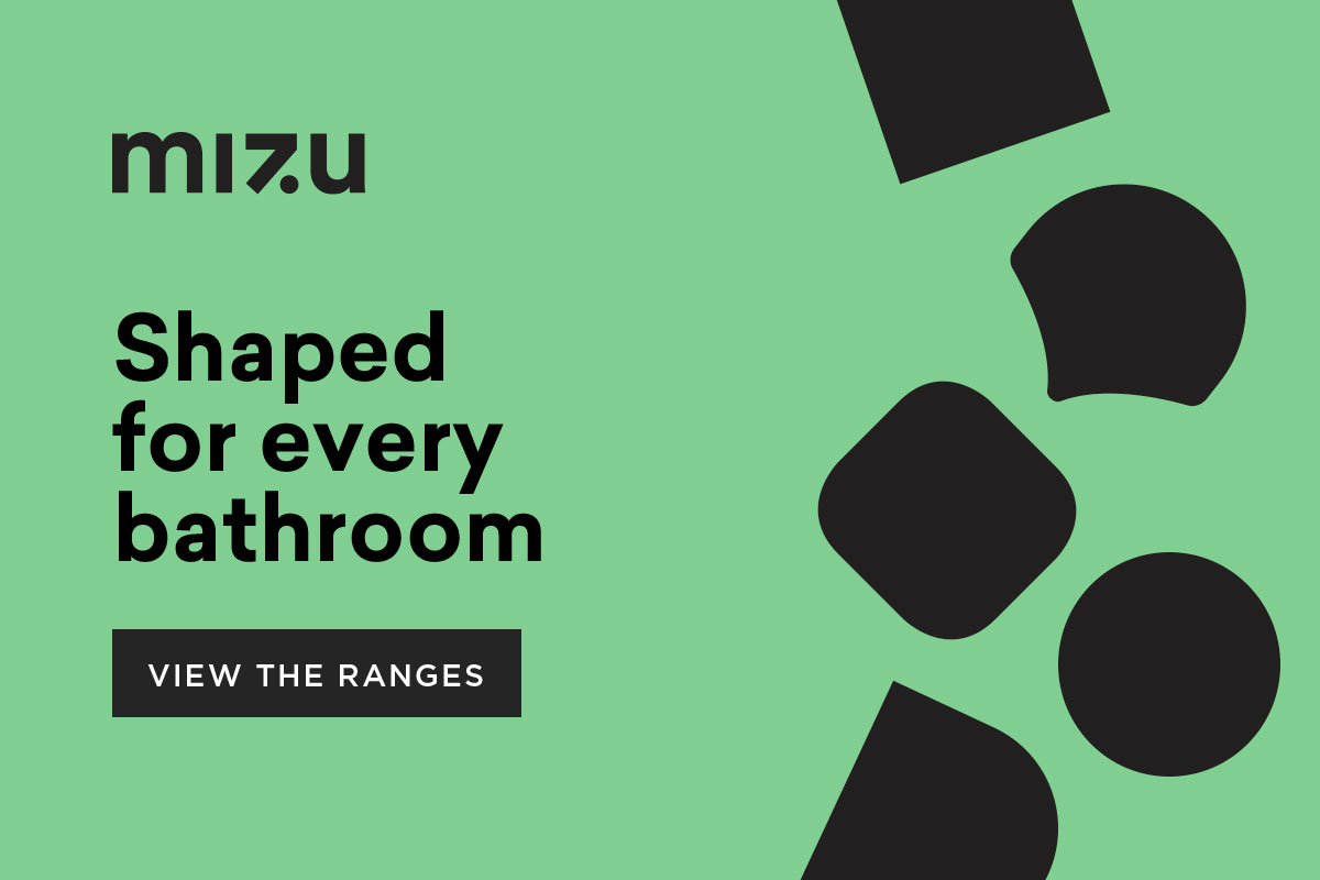Mizu: Shaped for every bathroom