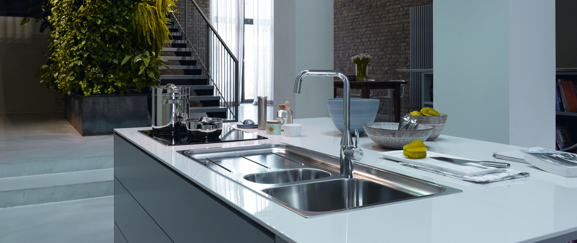 franke kitchen sinks hero