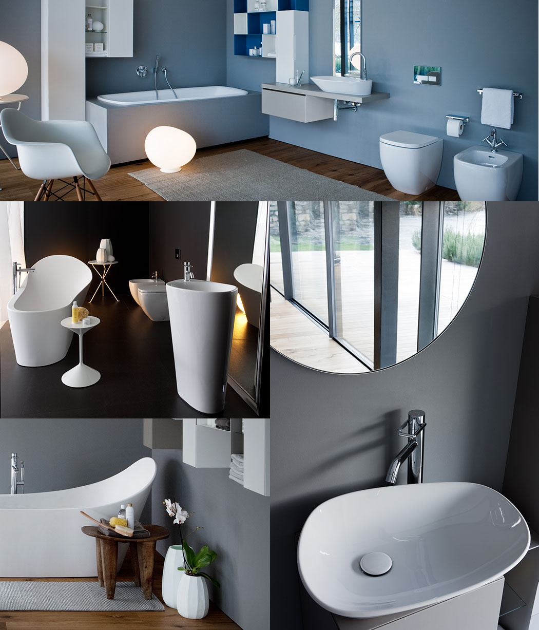 Reece Bathroomss Laufen palomba