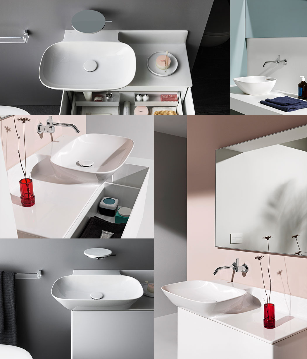 reece bathroom laufen ino basin