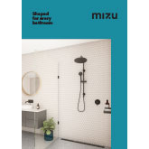 Reece bathroom Mizu brochure thumb